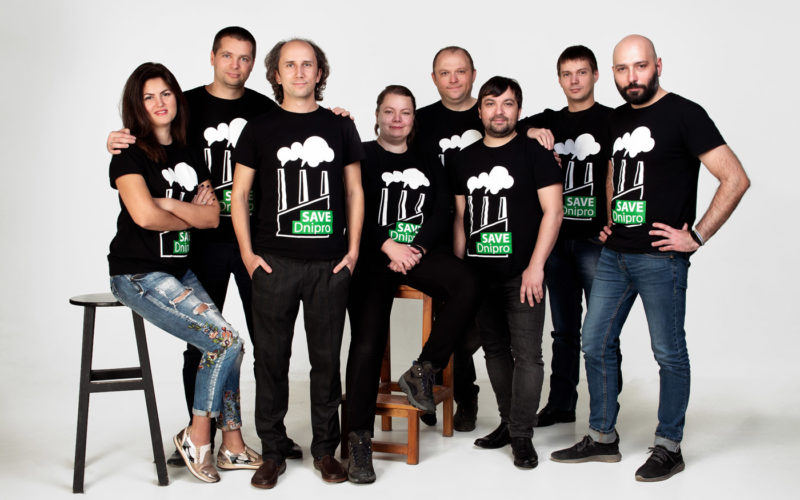 Save Dnipro Team