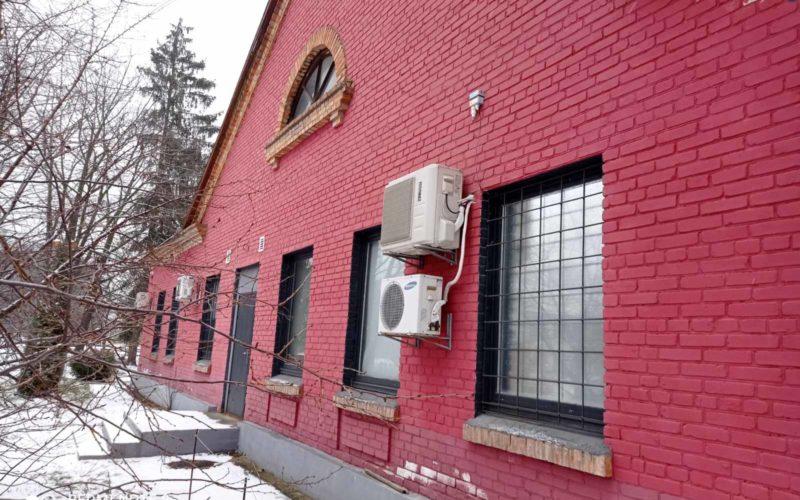 ВДНГ встановив станцію моніторингу якості повітря SaveEcoSensor