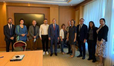 Україна - це Європа. Зустріч з Єврокомісаром